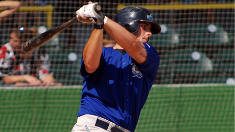 Jordan Lennerton had 14 hits over the course of seven games.