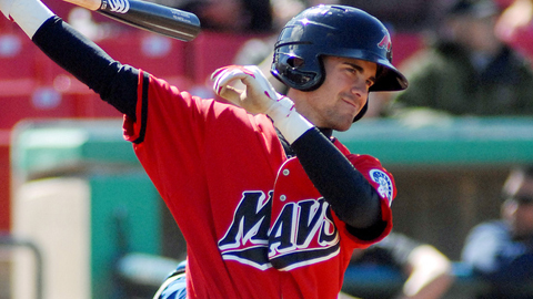 Nick Franklin hit .275 with five homers and 20 RBIs in 64 Cal League games.