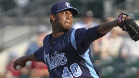 Jose Cisnero has a 1.59 ERA over his last five starts for Corpus Christi.